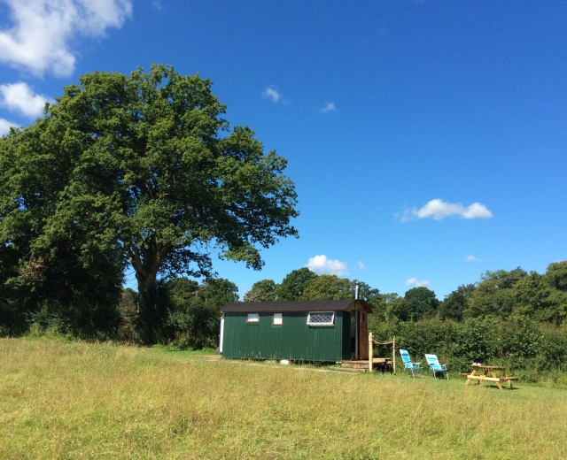 Glamping holidays in East Sussex, South East England - Wimbles Farm